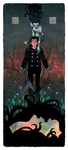 Illustration by JACOB WYATT