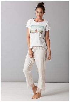JAVA Dreamwear - T-SHIRT + PANTALON