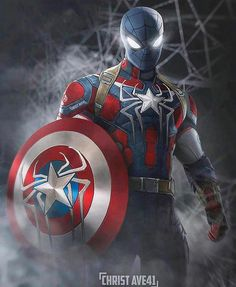 The Avengers 734579389203070844 - Source by Spiderman Pictures, Spiderman Art, Amazing Spiderman, Marvel Comics Art, Marvel Comic Books, Marvel Avengers, Marvel Heroes Names, Captain Marvel, Comic Kunst