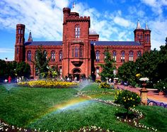 Enjoy an afternoon free to visit the Smithsonian Museums, world class museums, all open to the public free of charge!