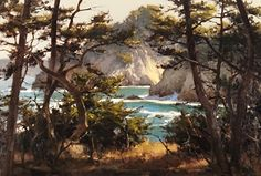 Brian Blood - Morning Light - Oil - Painting entry - October 2013 | BoldBrush Painting Competition