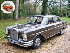 World Of Classic Cars: Mercedes-Benz 220S Fintail 1964 - World Of Classic...
