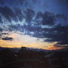 #夕焼け #江戸川区 #旧江戸川 Celestial, Sunset, Outdoor, Instagram, Outdoors, Sunsets, Outdoor Games, The Great Outdoors, The Sunset