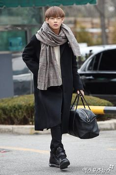 Kim Taehyung  of BTS. #streetstyle