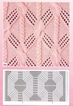 Фото - knitting pattern #25