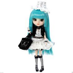 Pullip Prunella F 582 ABS Doll Groove | eBay