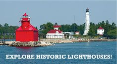 A Light in the Fog: Sturgeon Bay's Famous Lighthouses!   Door County, Wisconsin   Vacations   Hotels   Events   Travel