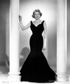 "Rosemary Clooney dress in ""White Christmas"""