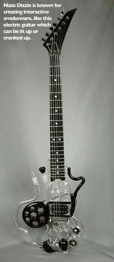 Guitar bong !!??