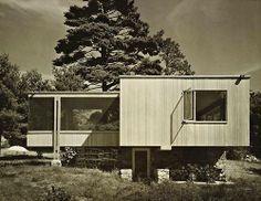 Chamberlain Cottage (1940) | Marcel Breuer