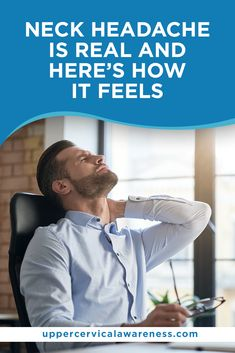 If you suspect having a cervicogenic headache or if you're curious about how it transpires, our discussion below can help you. First, let's take a deep dive into how a neck headache feels and what you can do about it. Neck Headache, Migraine Attack, Back Pain Remedies, Neck Pain Relief, What You Can Do, Chronic Pain, Workouts, Feels, Reading