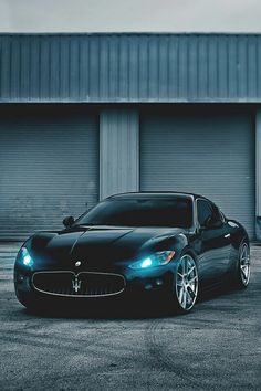 Sexy Maserati ❤️#WHIP-IT-WEDNESDAY