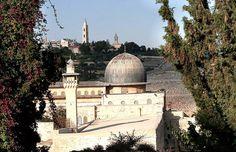 Beautiful! Masjid Al Aqsa, Jerusalem.