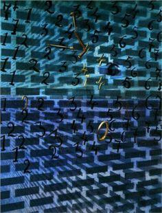 Salvador Dali (1904 - 1989) | Surrealism | Untitled - 1960