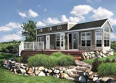 Cabin Tiny House Many Styles Movable Pre Fab for Your Property Lot Part Furn Park Model Homes, Park Homes, Prefab Homes, Modular Homes, Remodeling Mobile Homes, Home Remodeling, Bathroom Remodeling, Basement Renovations, Mobile Home Living