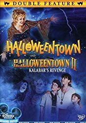 Title: Halloweentown I & II. Distributor/Studio: Walt Disney Video It's twice the treat with the Halloween town Double Feature - two movies full of bewitching fun. But she soon finds herself battling wicked warlocks, evil curses and endless surprises. Two Movies, 2 Movie, Family Movies, Scary Movies, Disney Movies, Halloween Town, Best Halloween Movies, Halloween 2016, Halloween Ideas