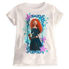 We love Merida!    #girls #clothing #empowerment #beauty