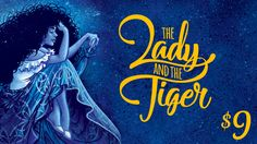 new #kickstarter project #crowdfunding The Lady and the Tiger - a 2-player bluffing game by Blue Beard Entertainment