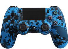 Custom PlayStation 4 Controller - Urban Camo Options