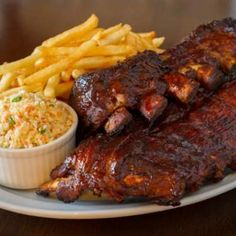 Lip-Smacking Slow Cooked Pork Ribs