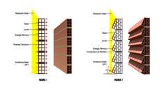 Galeria de Em detalhe: Bloco cerâmico dissipador de calor - 11