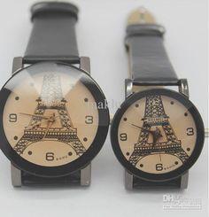 Eiffel Tower watch