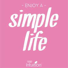 """In fact, the more moms say they embrace the """"voluntary simplicity"""" lifestyle… Pin Pin, Intuition, Facts, Lifestyle, Sayings, Happy, Gut Feeling, Happy Happy Happy, Lyrics"""