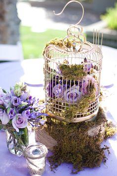 Fresh and Unique Eclectic Garden Wedding