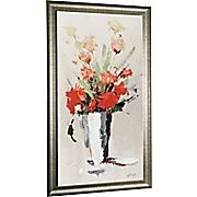 Buy Hobbitholeco. Red Petal Vase I by Luna Framed Painting at Staples' low price, or read customer reviews to learn more.