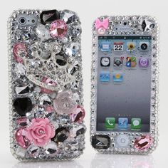 iphone 5 5S 5C 4/4S  Samsung S3 S4 Note 2 3 by Star33mall on Etsy, $75.50