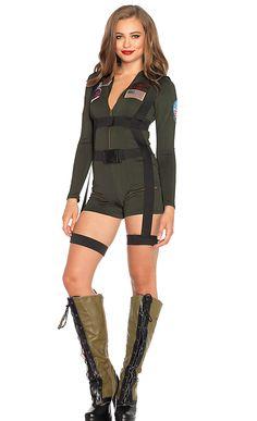 cute military costume!