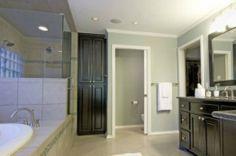 Wall Decal For #Bathroom #Ideas Cream Nuance Bathroom Ideas