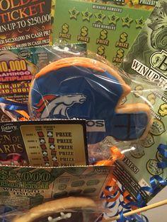 Lottery ticket Bouquet
