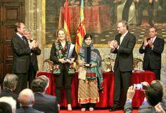 En la entrega del XXII Premio Convivencia 'Profesor Manuel Broseta'