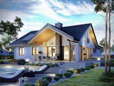 Projekt domu Simon G2
