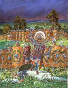 Roman Army in Dacia - Trajan's Dacian Wars - http://www.inblogg.com/roman-army-in-dacia-trajans-dacian-wars/