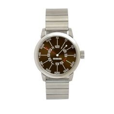 Shop all the the coolest brands carefully curated from around the world at the best prices. Big Watches, Cool Watches, Rolex Watches, Watches For Men, Unique Watches, Black Stainless Steel, Stainless Steel Watch, Elements Of Style, Watch Brands