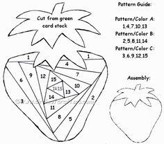 best ideas about Iris Paper Iris Folding Templates, Iris Paper Folding, Iris Folding Pattern, Book Folding Patterns, Paper Piecing Patterns, Card Patterns, Quilt Block Patterns, Templates Free, Crochet Patterns