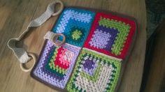 Patchwork a crochet