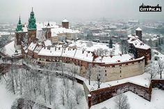 Krakow Poland, Homeland, Paris Skyline, Castle, Old Things, Planet Earth, City, Fantasy Art, Empire