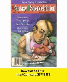 Fantasy  Science Fiction December 1992 Nancy Springer, Brian W. Aldiss, Robert Reed, Rick Wilber, Kristine Kathryn Rusch ,   ,  , ASIN: B000NGF5W4 , tutorials , pdf , ebook , torrent , downloads , rapidshare , filesonic , hotfile , megaupload , fileserve