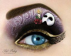 Maquiagens incríveis - http://metropolitanafm.uol.com.br/novidades/life-style/maquiagens-incriveis