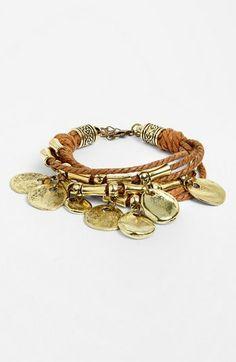 Lovely Charm Bracelet on shopstyle.co.uk