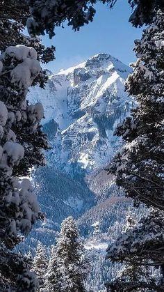 Beautiful Landscape of Nature Beautiful World, Beautiful Places, Beautiful Gorgeous, Landscape Photography, Nature Photography, Travel Photography, Winter Szenen, Winter Travel, Photos Voyages