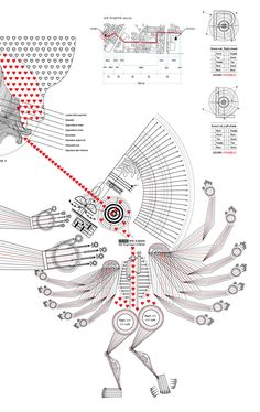 The Diagram Queen Works by Korean artist Minjeong An (born 1981)