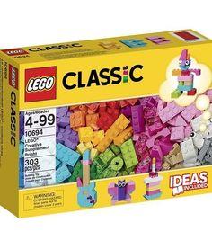 Usa tu imaginación para crear lo que quieras con Lego Y Otros LEGO clásico creativo Suplemento Brillante por un precio de $138.000  Tienda Virtual: www.tuganga.com.co  Info: contacto@tuganga.com.co  Info: Whatsapp 57 319 2553030  Producto Importado directamente de EEUU Entrega entre 6  9 días hábiles Envío Gratuito Las imágenes que se muestran son suministradas por nuestro proveedor y son de referencia http://ift.tt/2dtDTiR