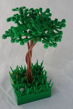 Entry #1 for the tree contest: A LEGO® creation by Ru Corder : MOCpages.com
