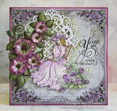Designs by Marisa: Heartfelt Creations Wednesday - You Are Simply the Best
