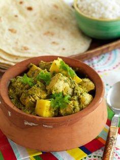 Trinidad Chicken Curry