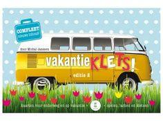 vakantieklets! editie 2 - compleet nieuwe inhoud: vragen op opdrachten voor op reis